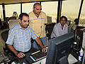 Iraq Civil Aviation Authority Assumes Full Air Traffic Control at Baghdad airport DVIDS213542.jpg