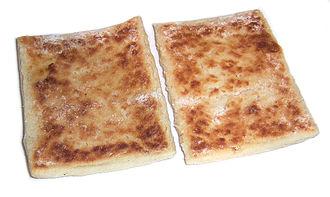 Potato cake - A pair of potato cakes