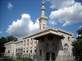 Islamic Center of Washington - 2551 Massachusetts Avenue NW