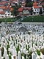 Islamic cemetery in Sarajevo.jpg