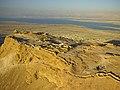 Israel-2013-Aerial 15-Masada.jpg