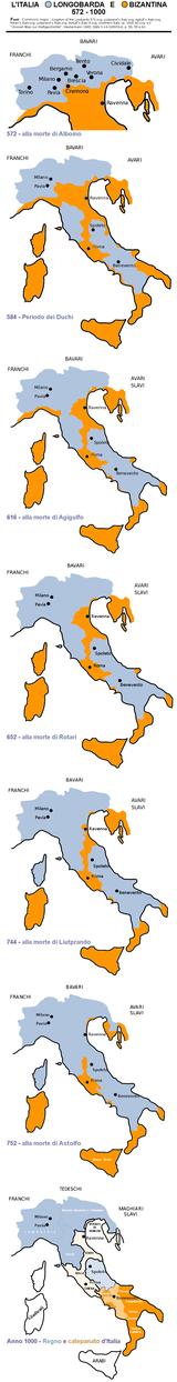 Histoire De L Italie Wikipedia