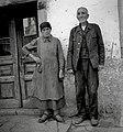 Ivan in Ivana Čevma, Brezovica 1955.jpg
