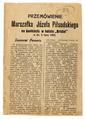 Józef Piłsudski - Przemówienie Józefa Piłsudskiego na bankiecie w hotelu Bristol - 701-001-135-023.pdf