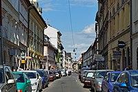 Józefa street, Kazimierz, Krakow, Poland.jpg
