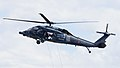 JASDF UH-60J(08-4571) fly over at Iruma Air Base November 3, 2014 02.jpg