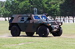 JGSDF Light Armored vehicle 20140615-01.JPG