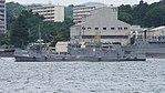 JMSDF YO-38 left side view at Maizuru Naval Base July 29, 2017.jpg