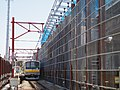 JR南武線 稲城長沼駅付近 2013.5.17 - panoramio.jpg
