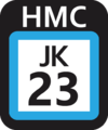 JR JK-23 station number.png
