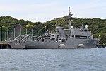 JS Syonan(AMS-5106) right rear view at JMSDF Yokosuka Naval Base April 30, 2018 01.jpg