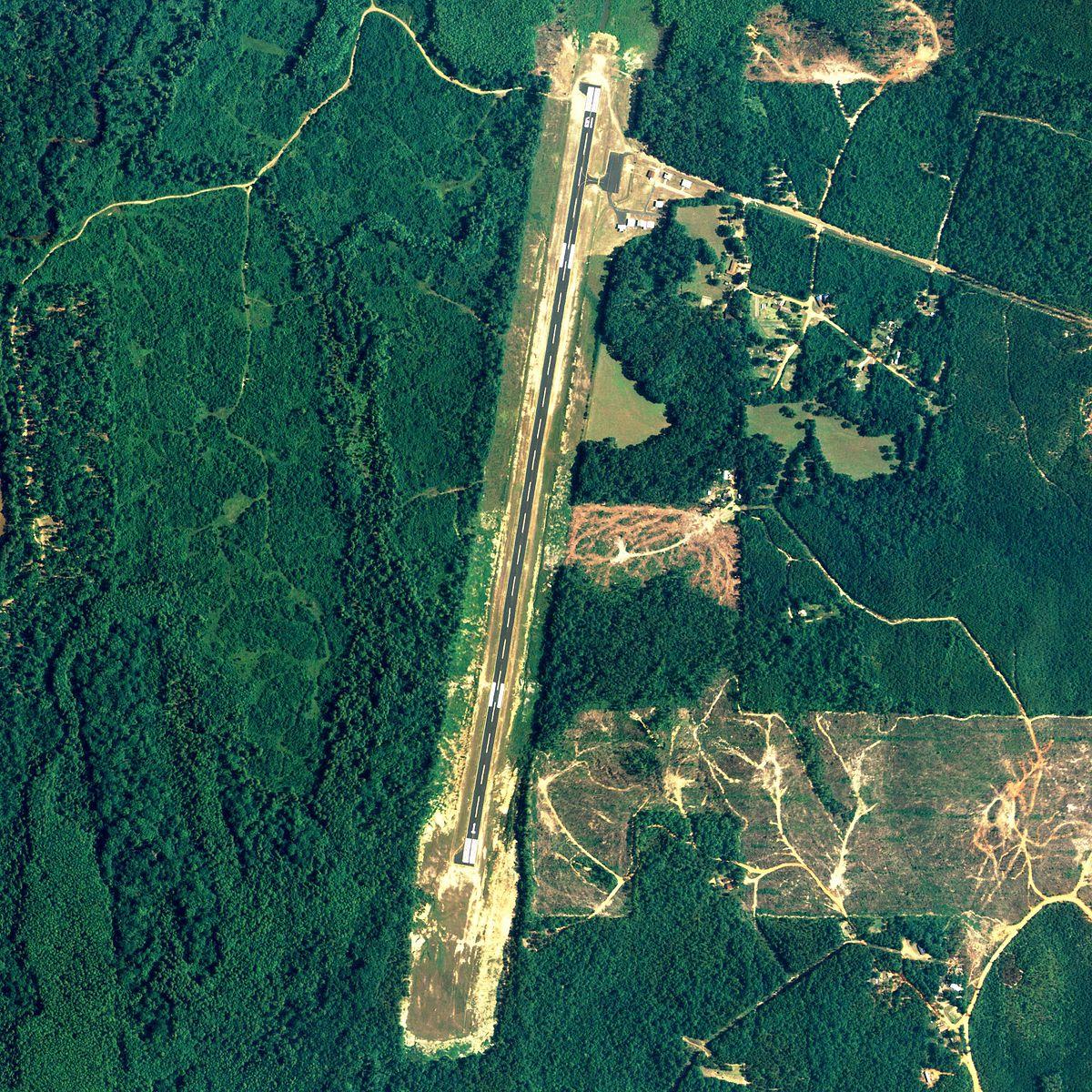 Jackson Municipal Airport Alabama Wikipedia - Alabama airports