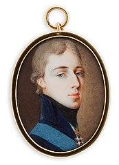 King Gustaf IV Adolf