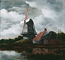 Jacob Isaaksz van Ruisdael - Landscape with a Farm House and Windmill - 53.352 - Detroit Institute of Arts.jpg