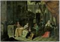 Jacob de Formentrou - Elegant company on a terrace.tiff