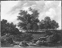 Jacob van Ruisdael (Nachahmer) - Landschaft mit Gießbach - 6570 - Bavarian State Painting Collections.jpg