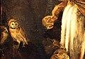 Jacopo bassano, orfeo incanta gli animali, 1585 ca. 02 civetta.jpg