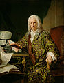 Jacques-André-Joseph Aved (French - Portrait of Marc de Villiers, Secretaire du roi - Google Art Project.jpg