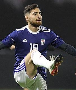 Alireza Jahanbakhsh Iranian footballer