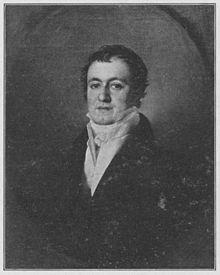 Bildnis des Mannheimer Kunsthändlers Domenico Artaria, von Johann Peter Krafft (Quelle: Wikimedia)