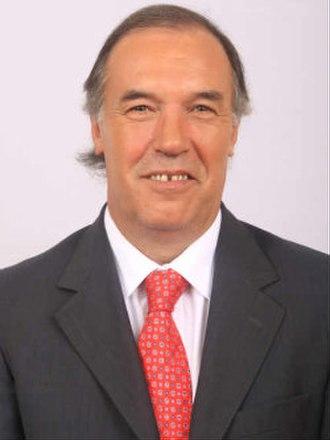 Senate of Chile - Image: Jaime Orpis Bouchon