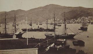 Kingston Harbour Harbour in Kingston, Jamaica