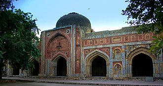 Mehrauli - Jamali Kamali Mosque and Tomb complex, Mehrauli Archaeological Park