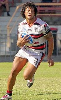 James Gavet Samoa international rugby league footballer