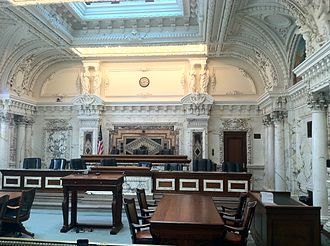 James R. Browning United States Court of Appeals Building - Courtroom One