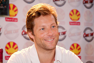 Jamie Bamber - Bamber at Japan Expo in Paris in July 2009