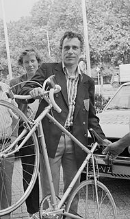 Jan Krekels Dutch cyclist