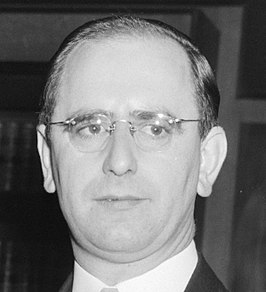 Jan de Pous in 1958