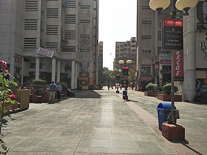 Janakpuri - District Centre at Janakpuri