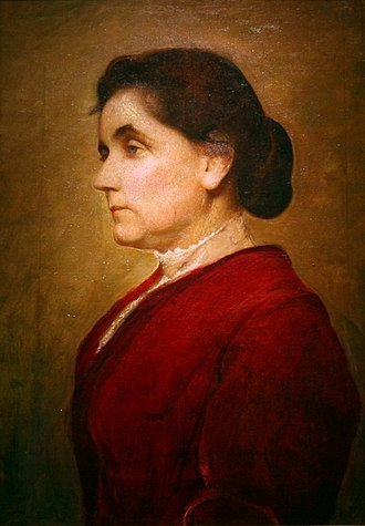 Jane Addams -  Jane Addams, 1906, by George de Forest Brush (1855-1941)/National Portrait Gallery, Smithsonian Institution
