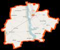 Janikowo (gmina) location map.png
