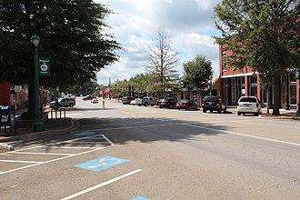 Jasper, Georgia - Downtown Jasper
