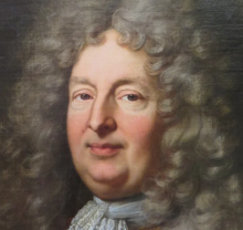 Portrait by Hyacinthe Rigaud