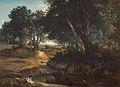 Jean-Baptiste-Camille Corot - Forêt de Fontainebleau (1834).jpg