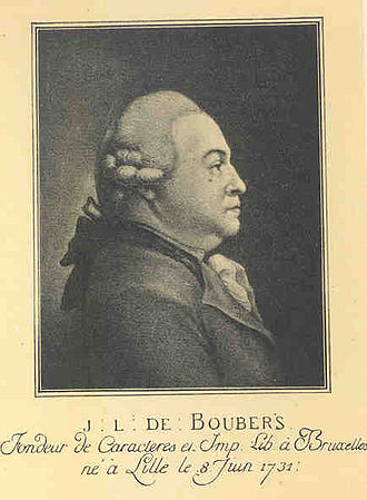 1731 in France - Jean-Louis de Boubers