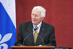 Jean-Paul L'Allier - Jean-Paul L'Allier in 2013