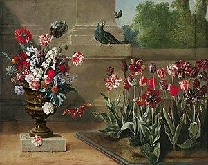 Corner of Monsieur de la Bruyere's Garden
