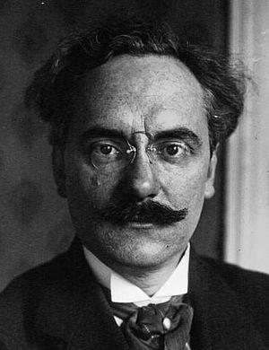 Jean Longuet - Jean Longuet in 1918