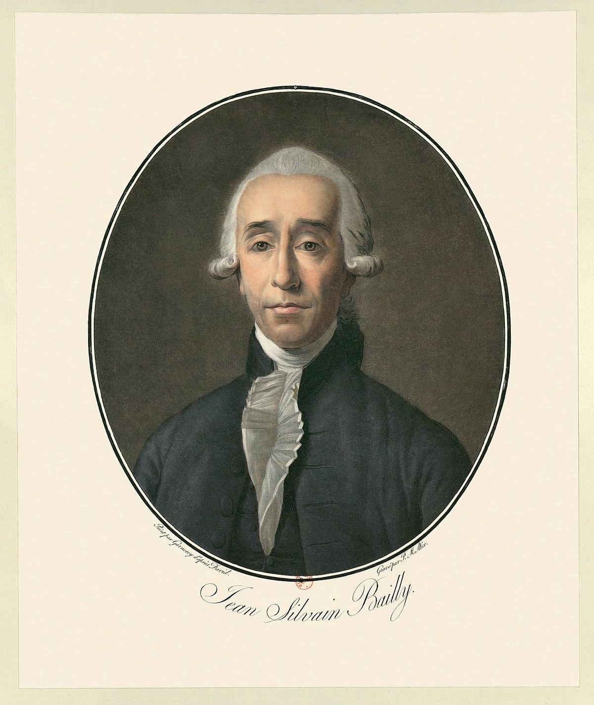 Jean Sylvain Bailly - Wikipedia
