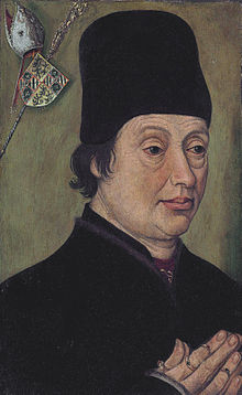 Jean de Bourgogne, Bishop of Cambrai, by follower of Rogier van der Weyden.jpg