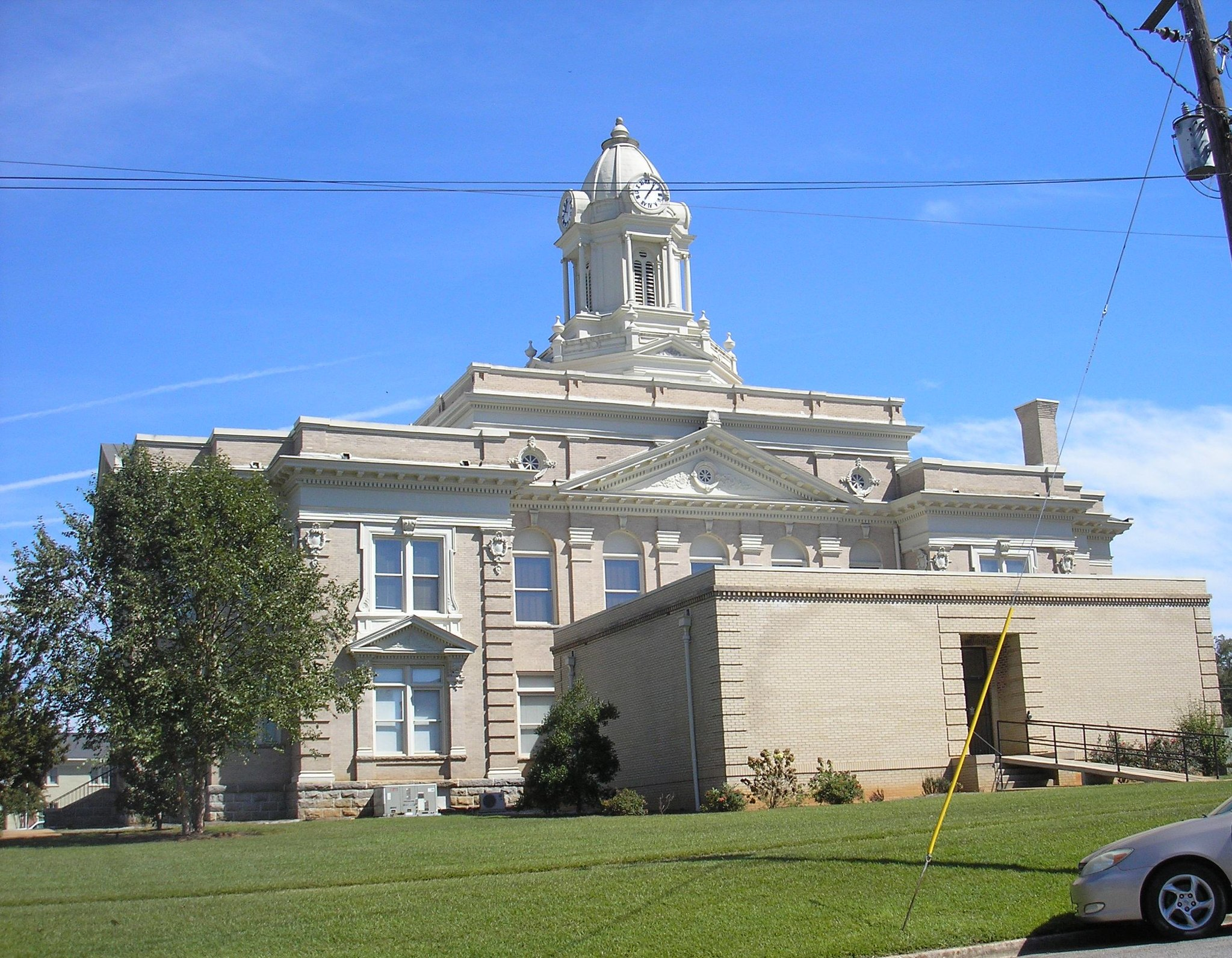 Jefferson County Courthouse 4