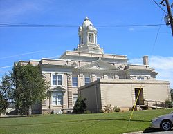 Jefferson County Courthouse