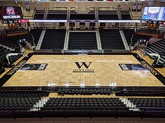 Jerry Richardson Indoor Stadium - Image: Jerry Richardson Indoor Stadium