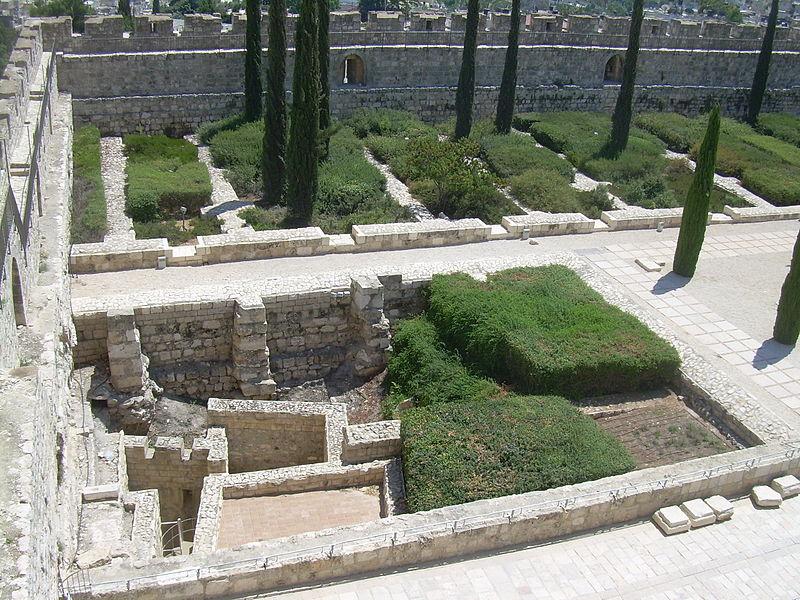 Davidson Center in Jerusalem