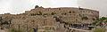 Jerusalem - Saindo pelo Portão Dung Panorama 4 (7139160083).jpg