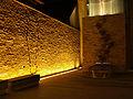 Jezdecké nádvoří Palladia v noci.jpg